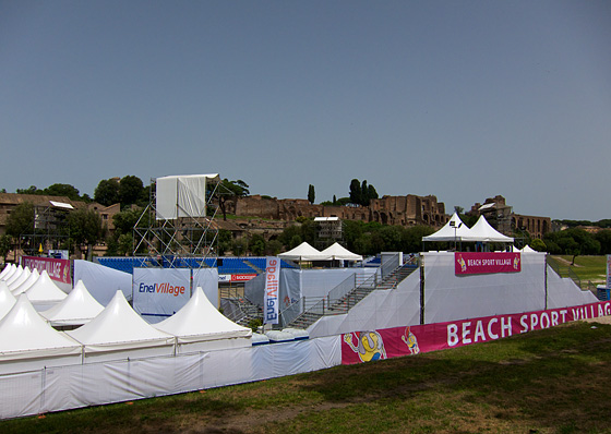 circus maximus Three days in Rome